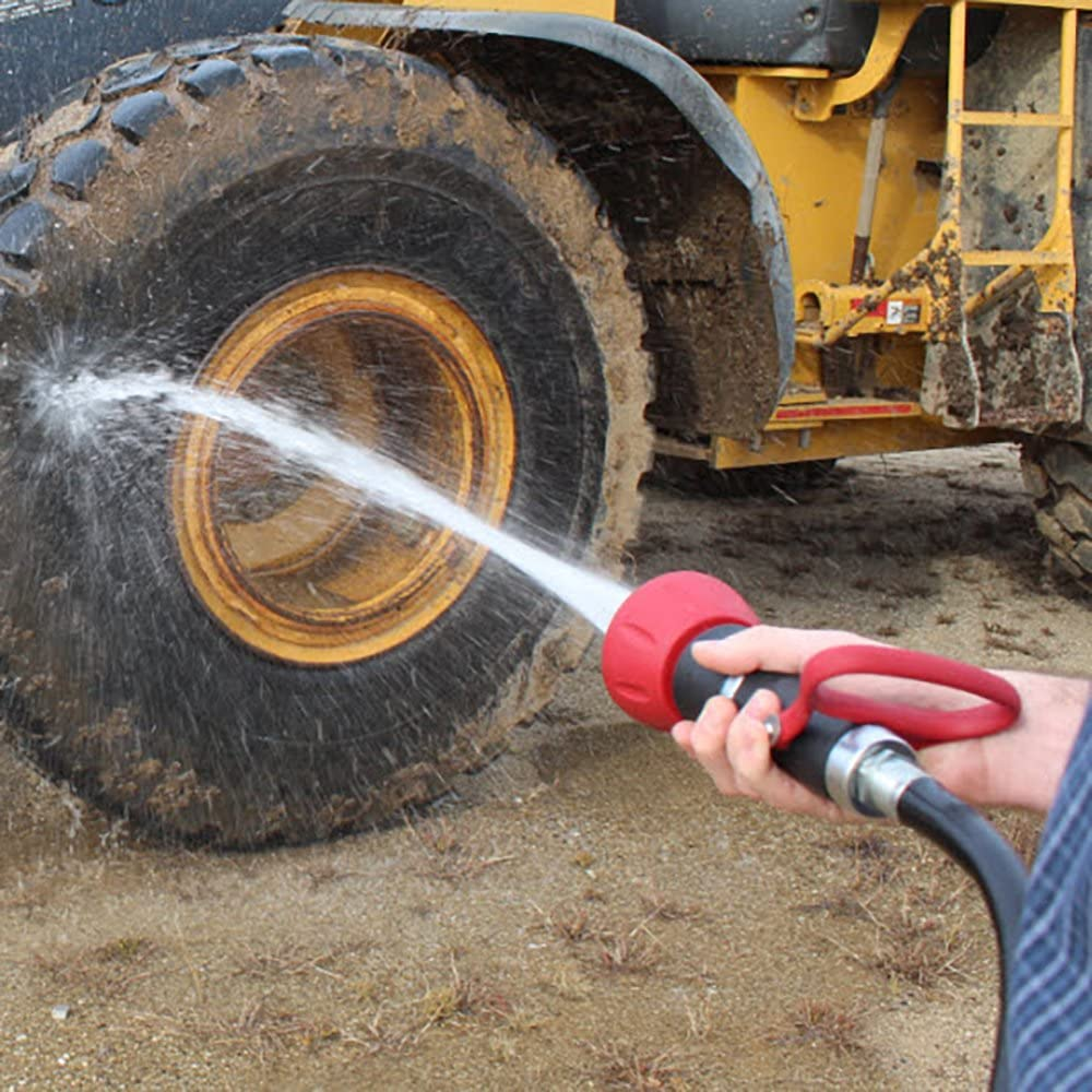 Best for Tall Tasks: Gilmour High pressure Pro Fireman's Nozzle
