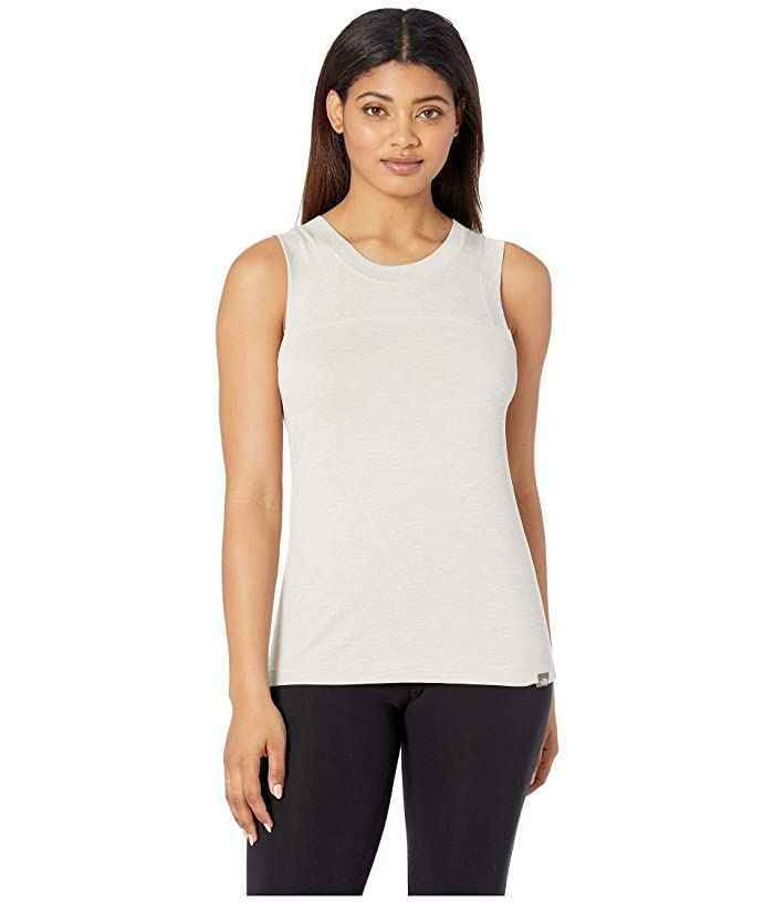 The North Face HyperLayer FD Tank Top (Wild Oat Heather) Women
