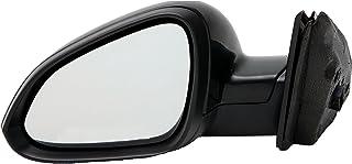 Dorman 955-1785 Driver Side Power Door Mirror - Heated/Folding for Select Buick Models, Black