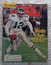 Randall Cunningham - Philadelphia Eagles - Monday Night (Football) Madness - Sports Illustrated - October 12, 1992 - SI
