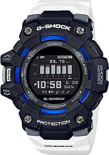 Casio Men Digital Quartz Watch with Plastic Strap GBD-100-1A7ER