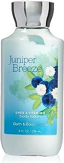 Bath & Body Works Bath & Body Works Juniper Breeze 8.0 Oz Shea & Vitamin E Body Lotion, 8 Ounce