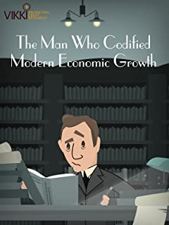 The Man Who Codified Modern Economic Growth