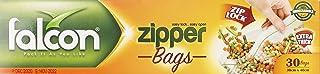Falcon Freezer Zipper Bag 30 X 40 cm - 30 Pieces
