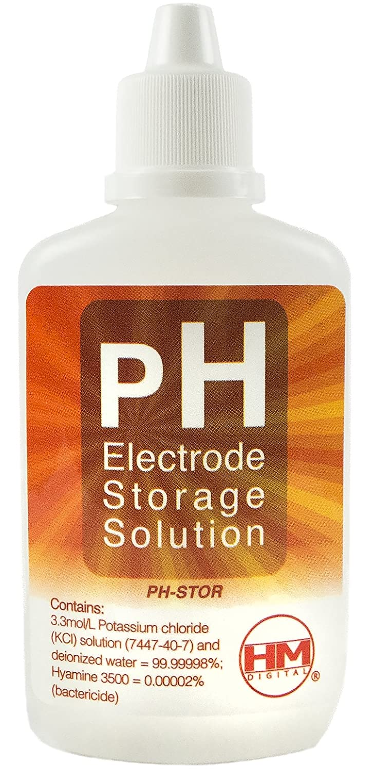 Bombing free shipping Philadelphia Mall HM Digital PH-STOR pH Electrode Storage Use Solution for PH with