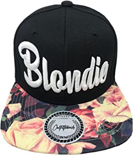 Outfitfabrik &Hearts Hearts; Snapback Cap Stickerei Blondie/Brownie/Blackie/Readhead