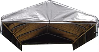 Lucky Dog CL50597 Small Weatherguard Kennel Roof System
