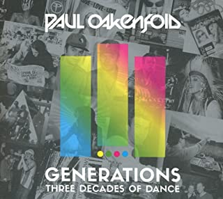Generations: 3 Decades Of Dance