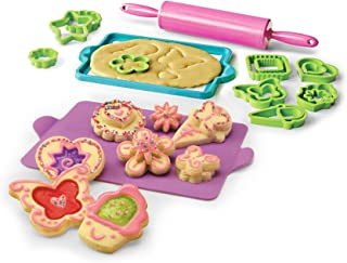 Skyrocket Real Cooking Deluxe Cookie Baking Set - 25 Pc. Kit Includes Sprinkles, Candy, and Mixes