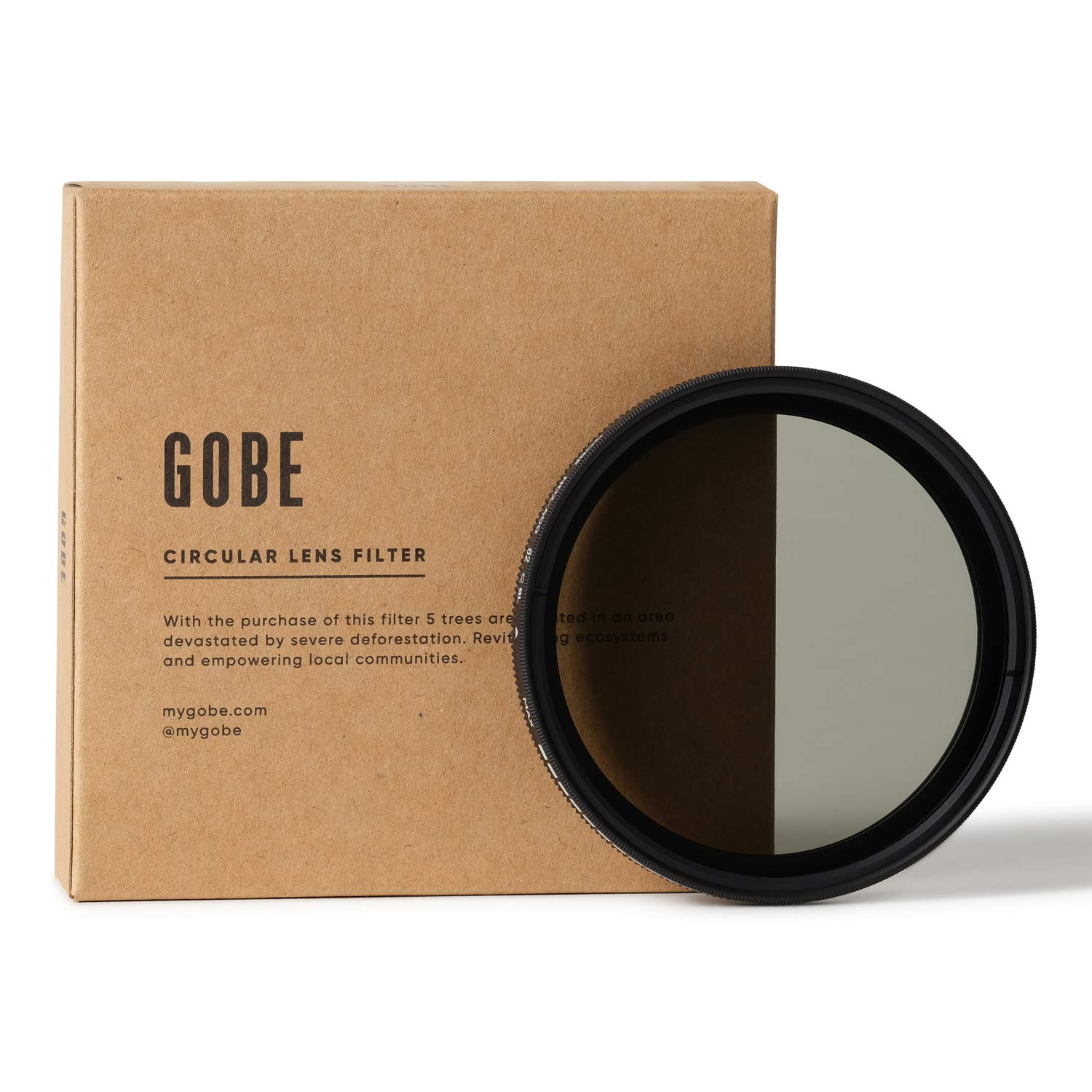Gobe - Filtro para Objetivo Variable ND 62 mm (1Peak): Amazon.es: Electrónica