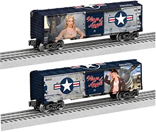 Lionel Trains - Wings of Angels: Caitlin MUSA Boxcar, O Gauge