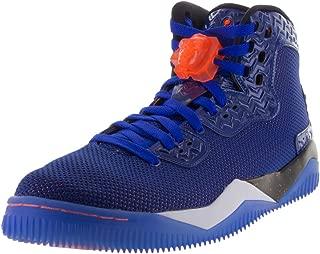 Nike Jordan Mens Air Jordan Spike Forty PE Game Royal/Ttl Orng/White/Blk Basketball (12)