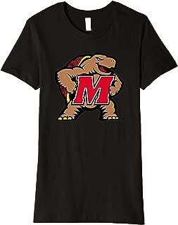 Womens Maryland Terrapins TERPS Women's NCAA T-Shirt PPMD02