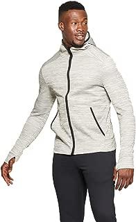C9 Men's Textured Fleece Full Zip Hoodie -