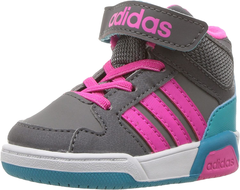 Amazon.com | adidas NEO Kids' Bb9tis Mid Inf Sneaker | Sneakers