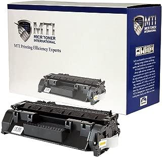 hp micr toner printers