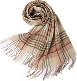 Comhat Fashion Winter Scarf Shawl Wrap Womens Mens Warm
