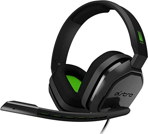 ASTRO Gaming A10 Casque Gamer, Léger et Résistant, ASTRO Audio, Dolby ATMOS, 3,5mm Audio Jack, compatible avec Xbox S...