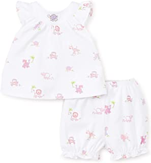 Kissy Kissy Baby-Girls Infant Jungle Jibes Print Sunsuit