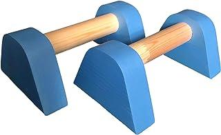 Mini barras paralelas de madera para fitness, gimnasia, calistenia, fitness, yoga, gimnasia, gimnasia, fitness, gimnasia