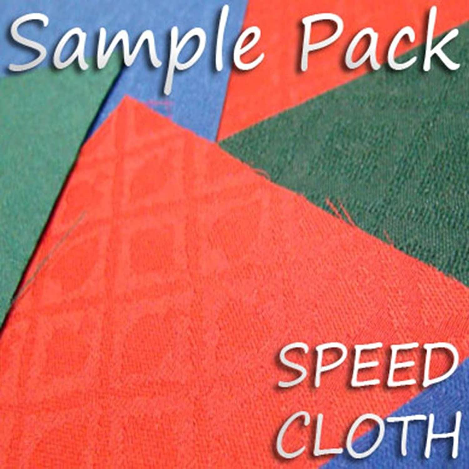 Brybelly Holdings GCLO501 Sample Pack of Speed Cloth  Cotton & Polyester