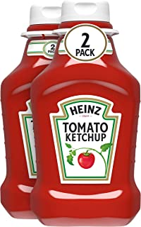 Heinz Tomato Ketchup (50.5 oz Bottles, 2 Count)