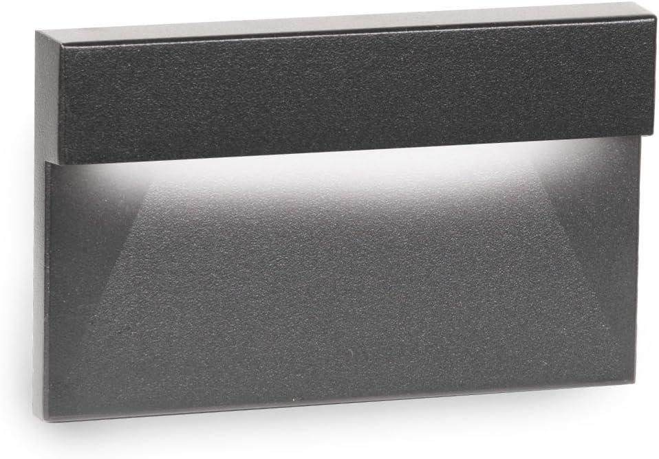 WAC Max 52% Direct sale of manufacturer OFF Lighting WL-LED140-AM-BK Landscape Ledge LED Horizontal