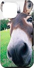 iPhone 12 Pro Max Donkey Farm Animal Nature Wildlife Funny Case