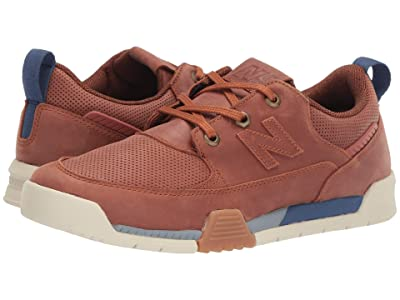 New Balance Numeric All Coasts 562 (Brown) Men
