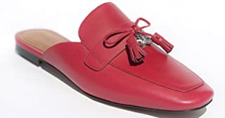 Tassel Loafer Slide (Red) Size 7.5 B