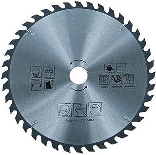 Cirkelsågblad för trä, diameter 160 mm, 40 tänder, handcirkelsåg, karbid för sågning i trä, för cirkelsågar
