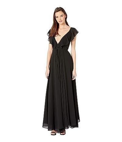 Yumi Kim Full Bloom Maxi Dress (Black) Women