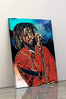 Best canvas j cole Reviews