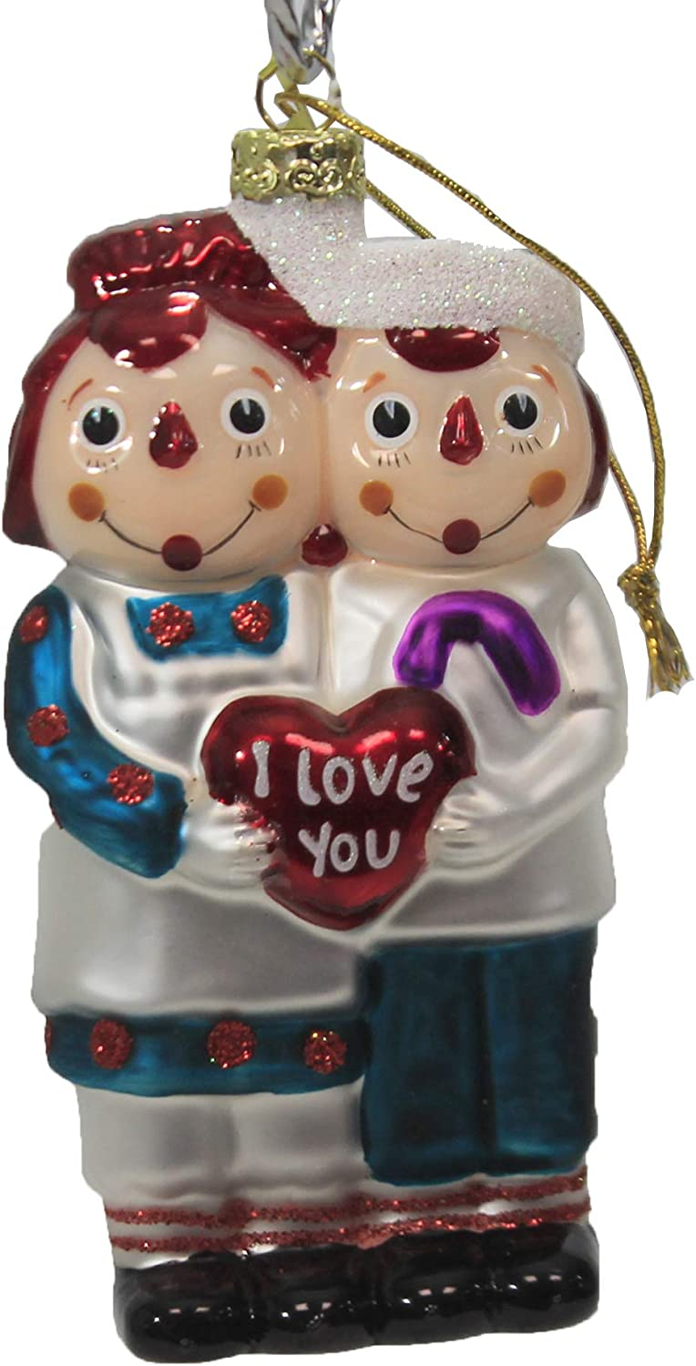 Holiday Now Miami Mall on sale Ornament Retro Doll 4.5