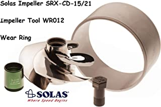 SOLAS Sea Doo Impeller Wear Ring Tool SRX-CD-15/21 RXPX RXTX 255 RXP RXT GTX 215