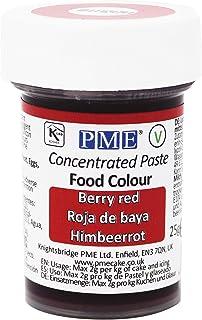comprar comparacion Colorante Alimenticio PME Rojo de Baya 25 g
