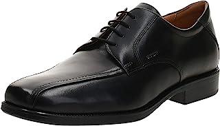 Geox U Federico W, Zapatos de Cordones Derby Hombre