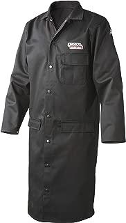 Lincoln Electric Welding Lab Coat | Premium Flame Resistant (FR) Cotton | 45