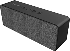 UltraProlink UM0084 Hi-Q Groove Wireless Portable Bluetooth Multimedia Speaker with Aux Line in, SD Card Slot and USB Pen ...
