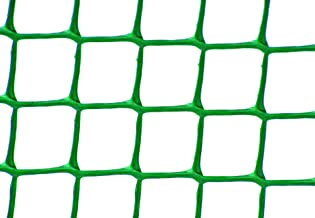 JB Retail Solutions Andersons 19 mm Green Plastic Garden Mesh, Multi-Colour, 1 x 6 m