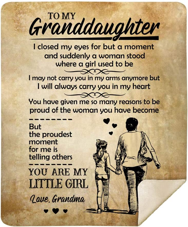 Artgosome Give A Gift Grandma Ranking New products, world's highest quality popular! TOP5 to Granddaughter I Eyes My Closed