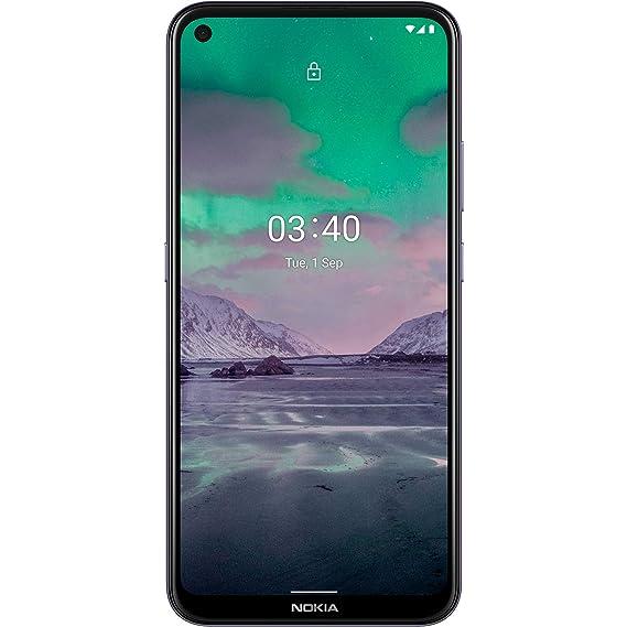 Nokia 3.4 Dusk, 4GB RAM, 64GB Storage