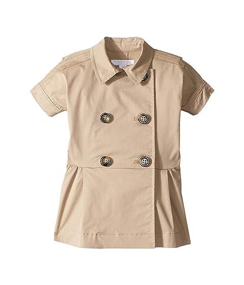 Burberry Kids Mini Cynthie Dress (Infant/Toddler)