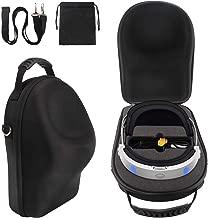 Playstation VR 専用ケース PSVR ケース PSVR1・PSVR2(CUH-ZVR1・CUH-ZVR2)に対応 PSVR本体 ヘッドセット 収納ボックス PS4vrケース PSVRスタンド カバー ケープル収納袋付き 耐衝撃 消臭处理 生活防水 防塵 大容量