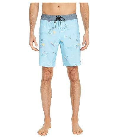 Billabong Sundays Pro 19 Boardshort (Light Blue) Men