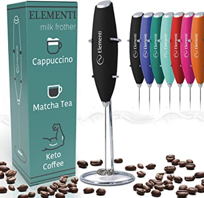 Handheld Milk Frother Electric Stirre