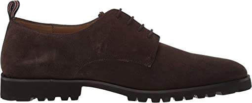 Chocolate Calfskin Suede