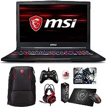 MSI GE63 Raider RGB-600 (i7-9750H, 16GB RAM, 512GB NVMe SSD, RTX 2070 8GB, 15.6