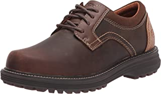 Skechers Round Toe Lace Up, Oxford Hombre