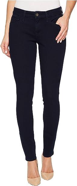 Mavi Jeans - Alexa Mid-Rise Skinny in Deep Bi-Stretch